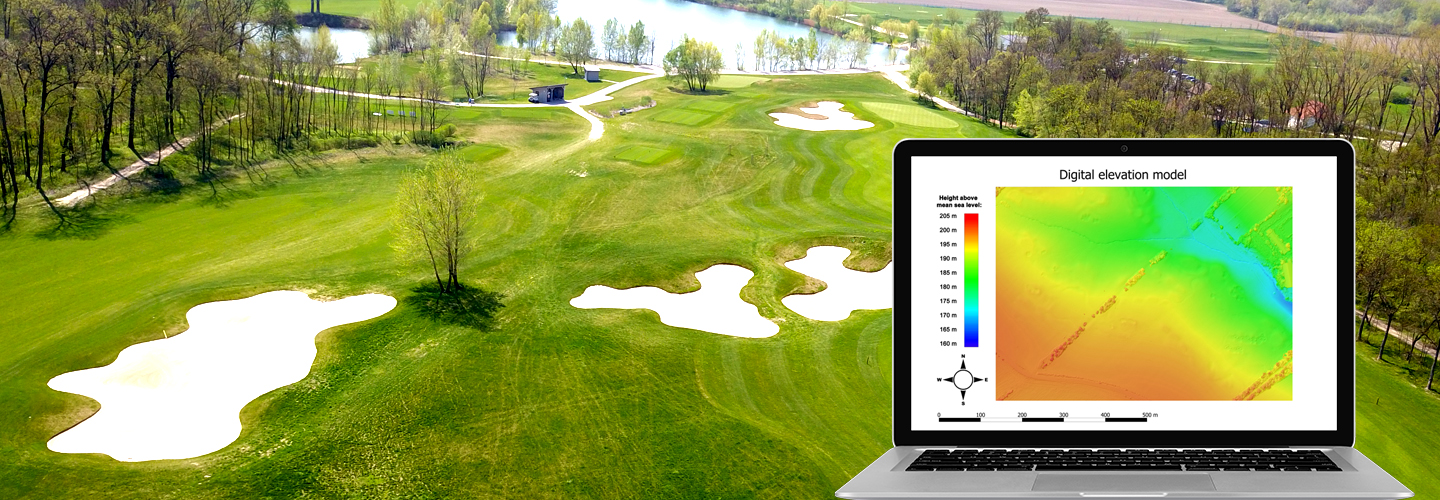 ANALYSIS OF HEIGHT MODELS OF GOLF AREA